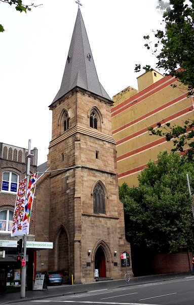 image of Christ Church St Laurence, Sydney
