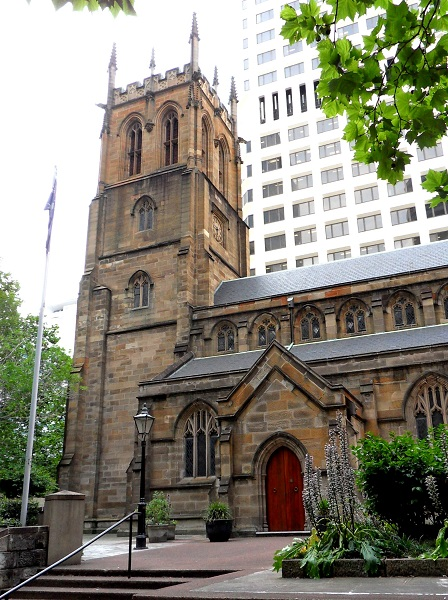 St Philip's (Church Hill), Sydney